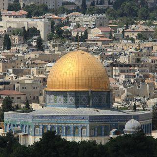 Reis naar Israël en Jordanië